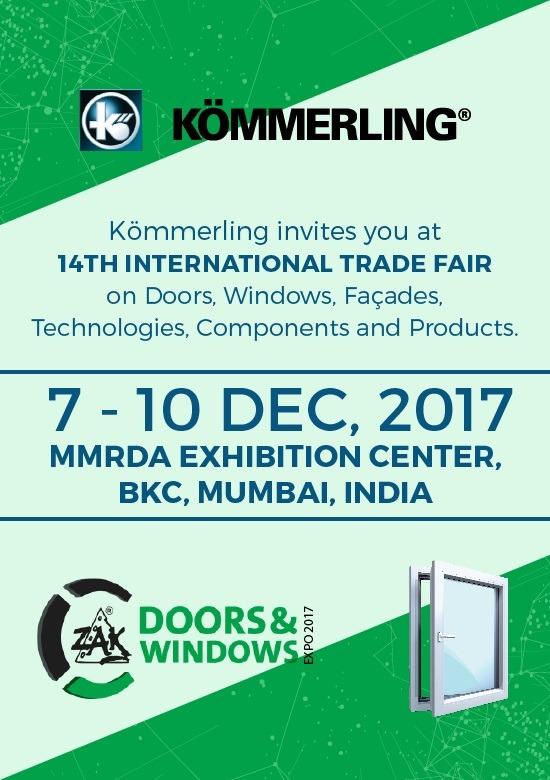 ZAK Doors and Windows Expo 2017