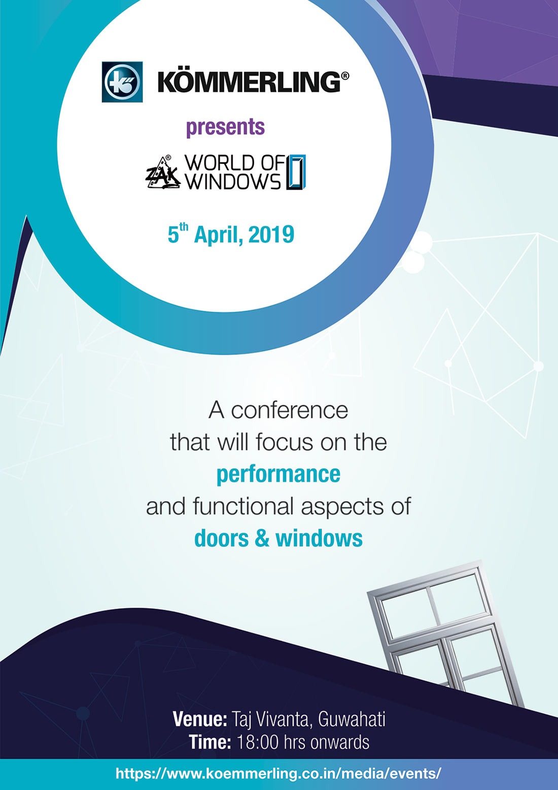 Zak World of Windows, 5th April, 2019