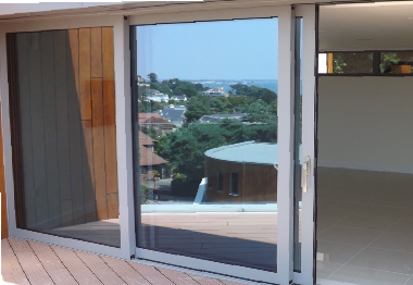 What's so special about lift & slide doors?